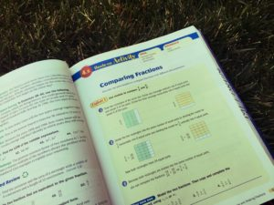 Common Core Math textbook