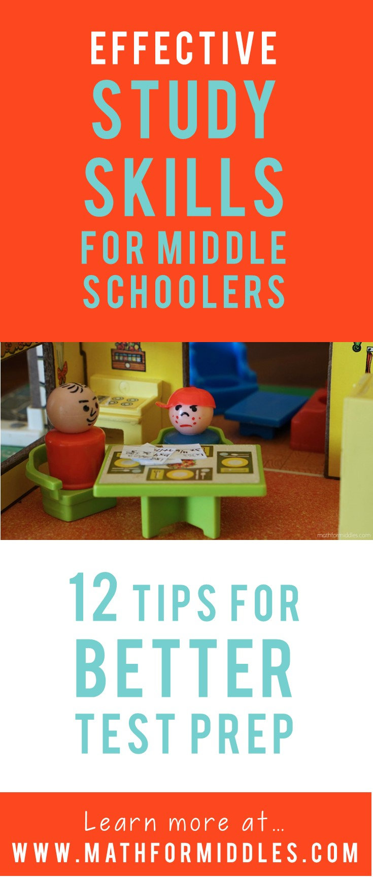 12 Surprising Study and Test Skills for Middle and High Schoolers [006]