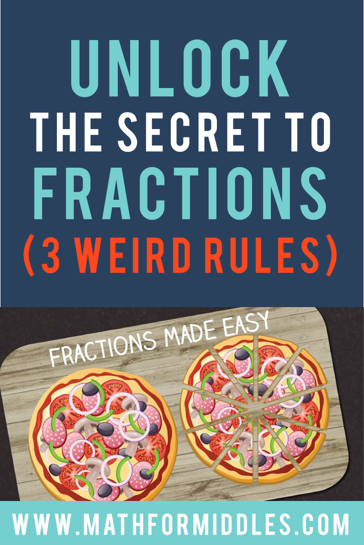 Unlock the Secret to Fractions with These 3 Weird Rules