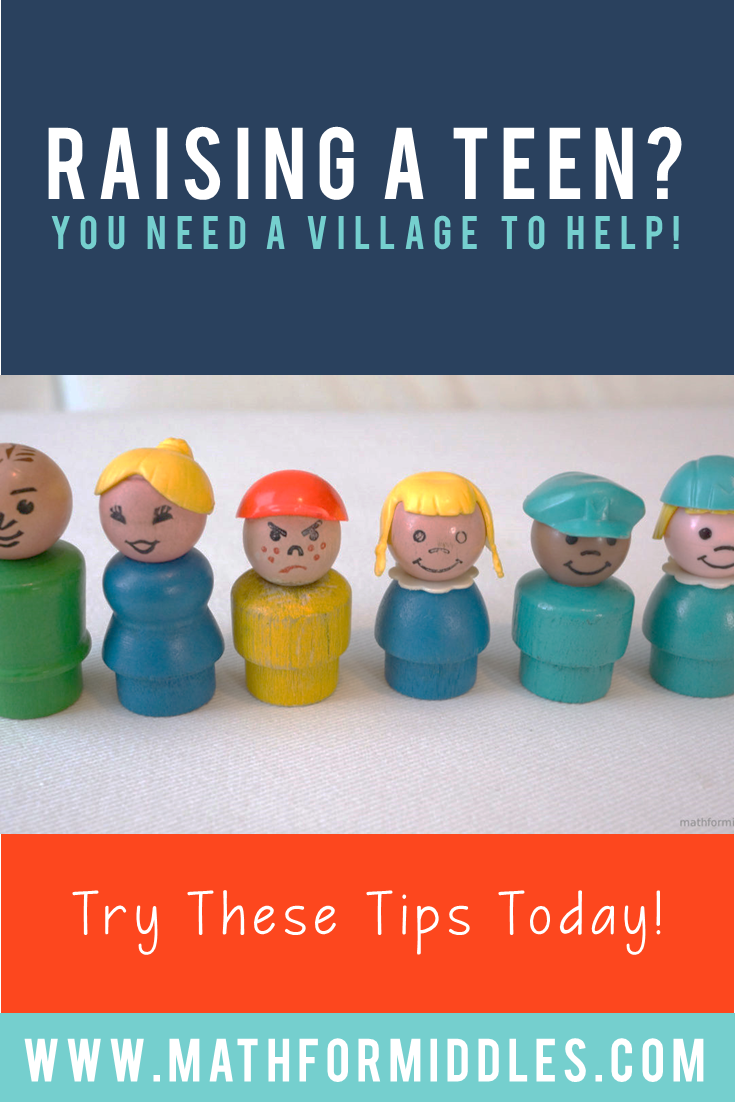 Why You Still Need a Village to Raise a Teen [011]