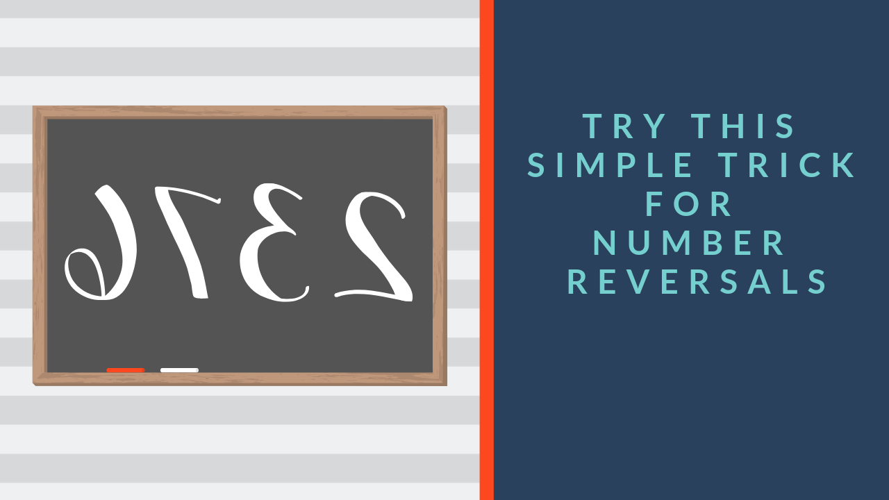 Try This Simple Trick for Number Reversals