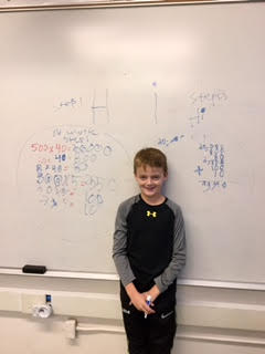 See how ADHD doesn't slow this cowboy down from doing math. [Case Study for Multisensory Math] madeformath.com/cameron