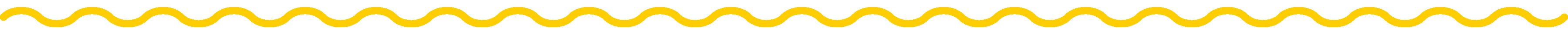 MFM Bar Squiggle Yellow