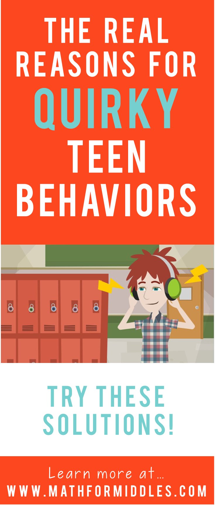Reasons for Quirky Teen Behaviors