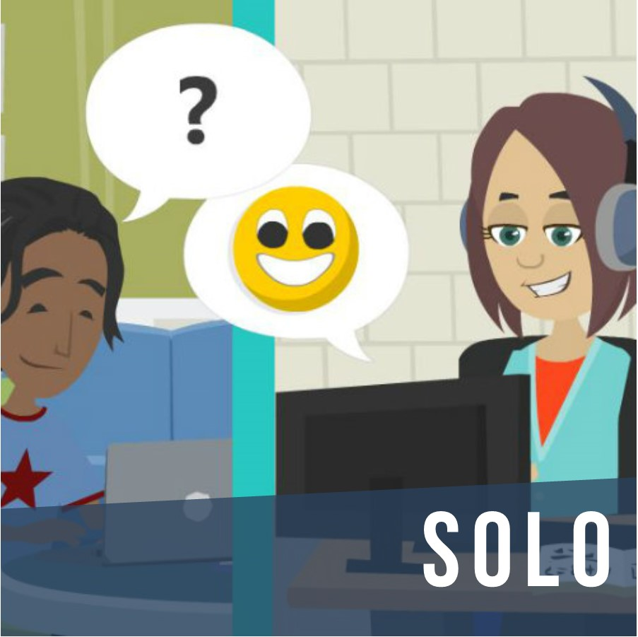 Solo Tutoring Online