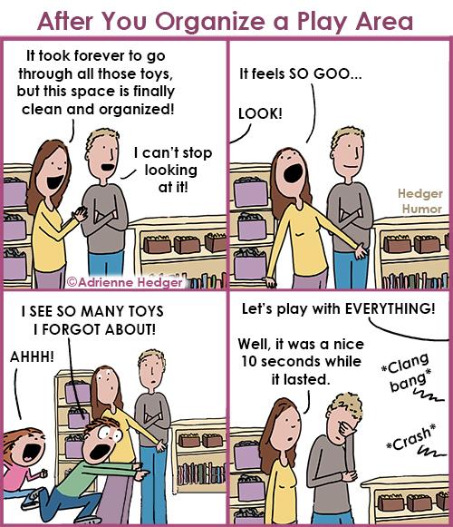 organizing strategies for teens