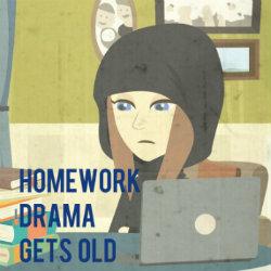 drama gets old