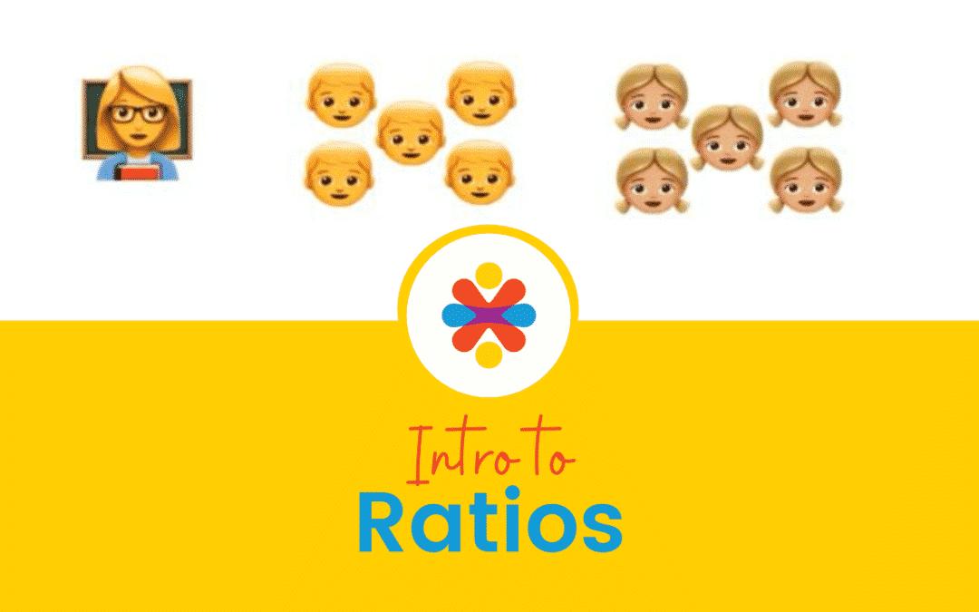 Intro to Ratios