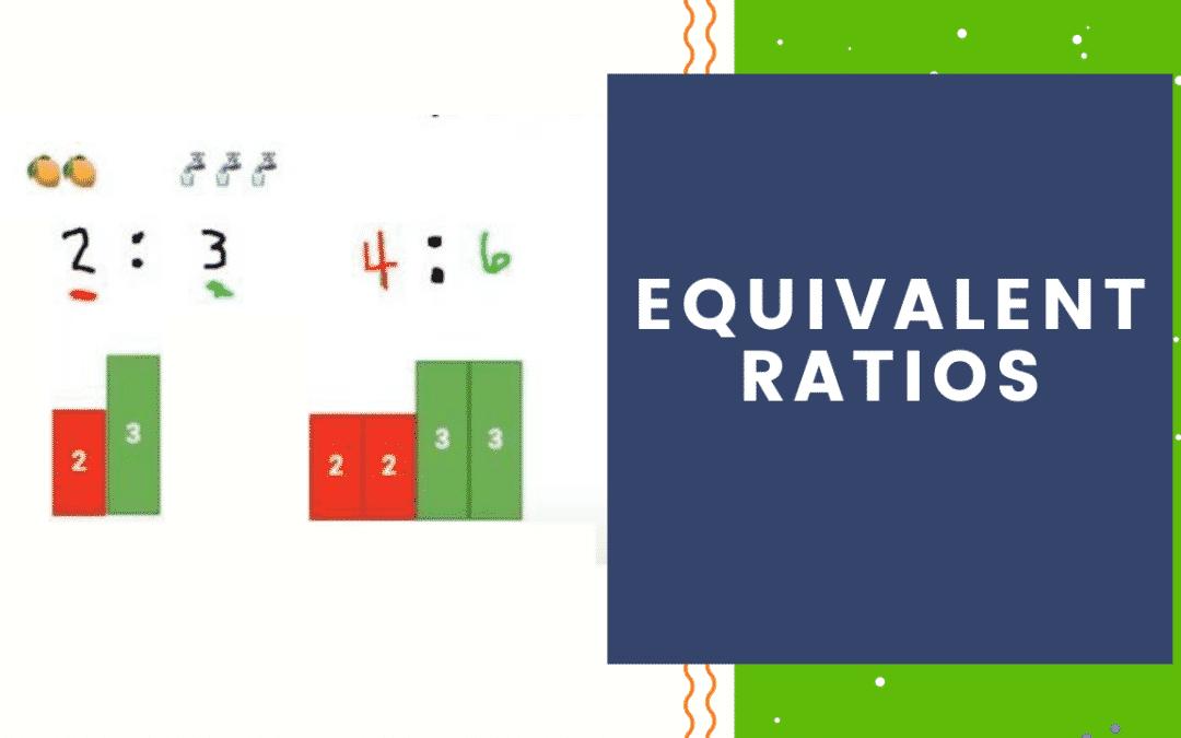 Solving Equivalent Ratios