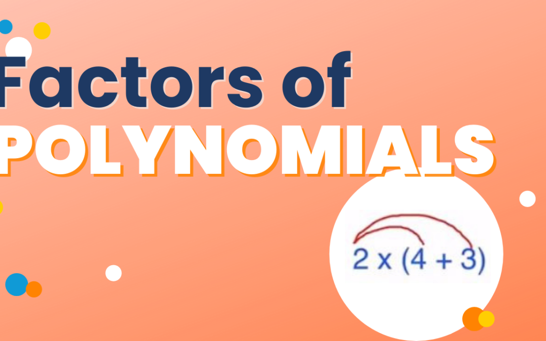 It's good to be undone: factoring polynomials in 3 easy steps
