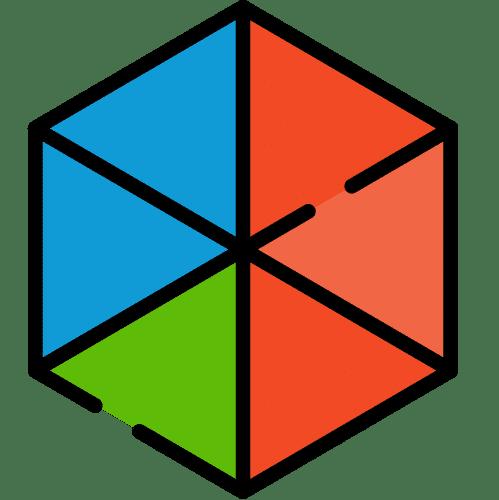 Hexagon Fraction