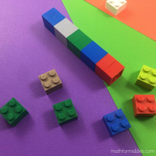 LEGO Math Facts