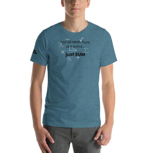 unisex premium t shirt heather deep teal front 60a5391c557ba