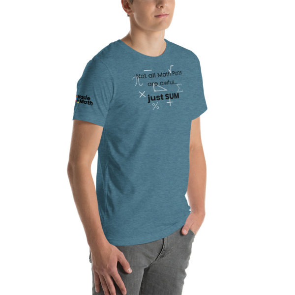 unisex premium t shirt heather deep teal right front 60a5391c55adc