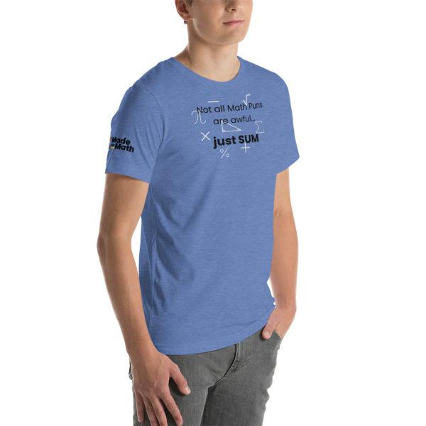 unisex premium t shirt heather true royal right front 60a5391c5db98