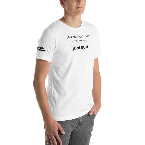 unisex premium t shirt white right front 60a5391c6077e